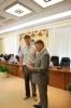4 июня 2015 года в Кремле состоялось вручение удостоверений о повышении квалификации выпускникам