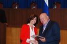 Вручение дипломов 2012