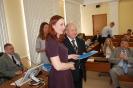 Вручение дипломов 2013
