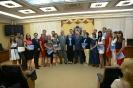 Вручение удостоверений выпускникам Президентской программы