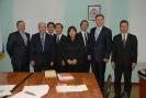 Встреча с делегацией МИД Японии