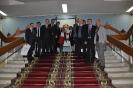 Встреча представителей правительства Нижегородской области с иностранными стажерами из Франции.